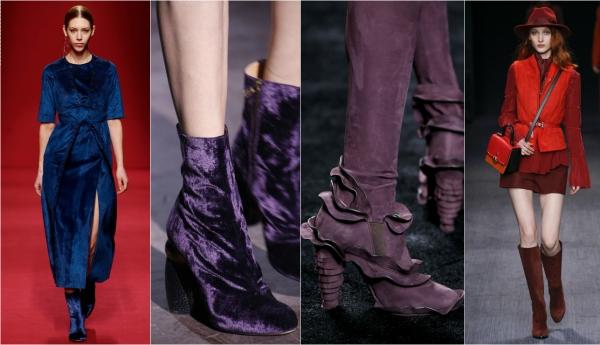 женская обувь на зиму