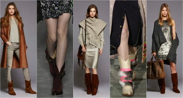 женская обувь на зиму фото