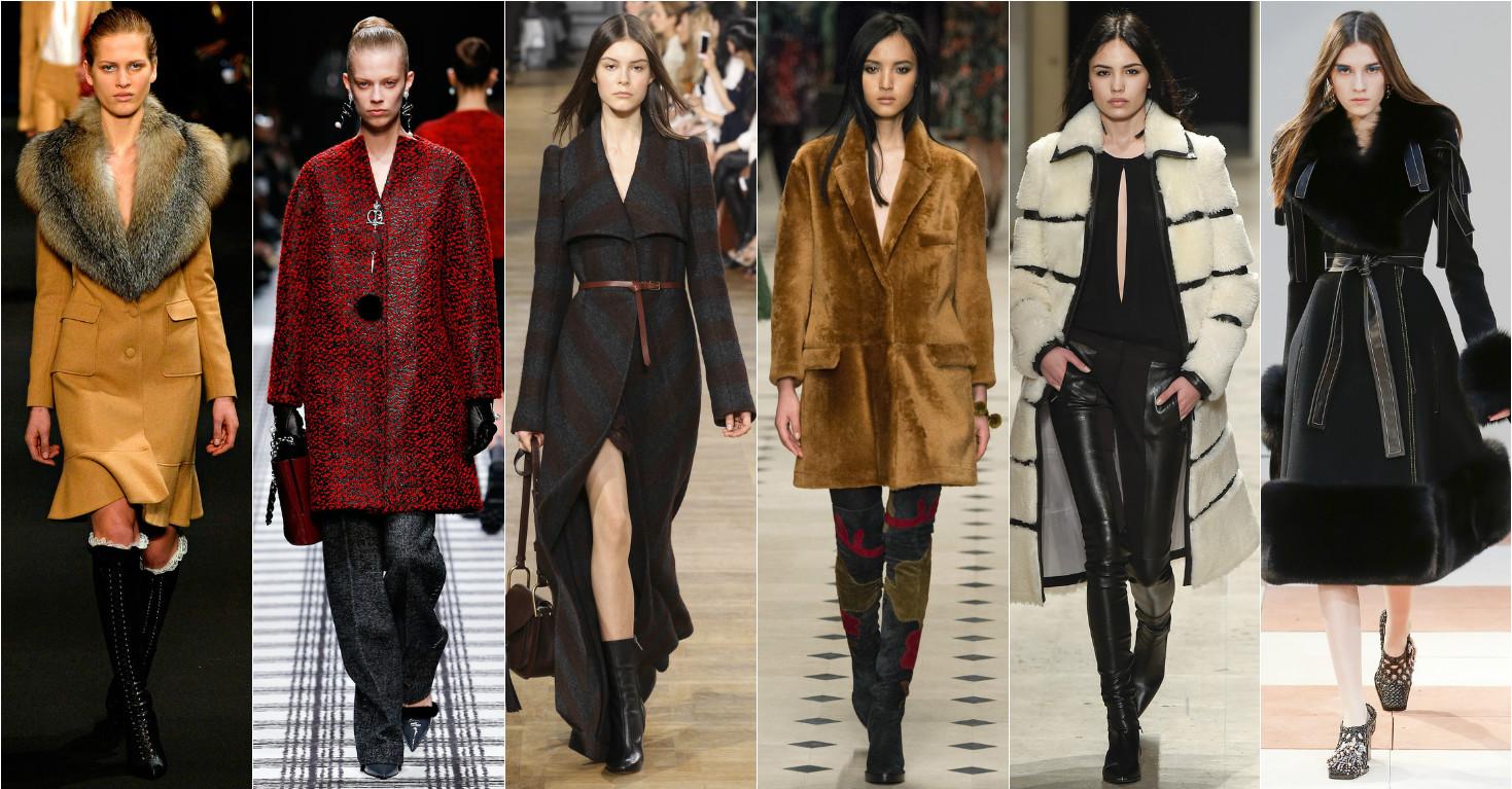 Зимнее пальто 2015