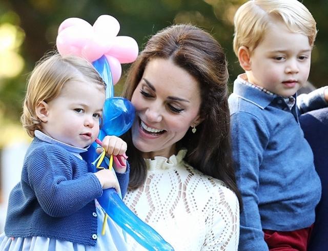 Кейт Миддлтон рассказала о лидерских качествах и бунтарстве принцессы Шарлотты - фото №1
