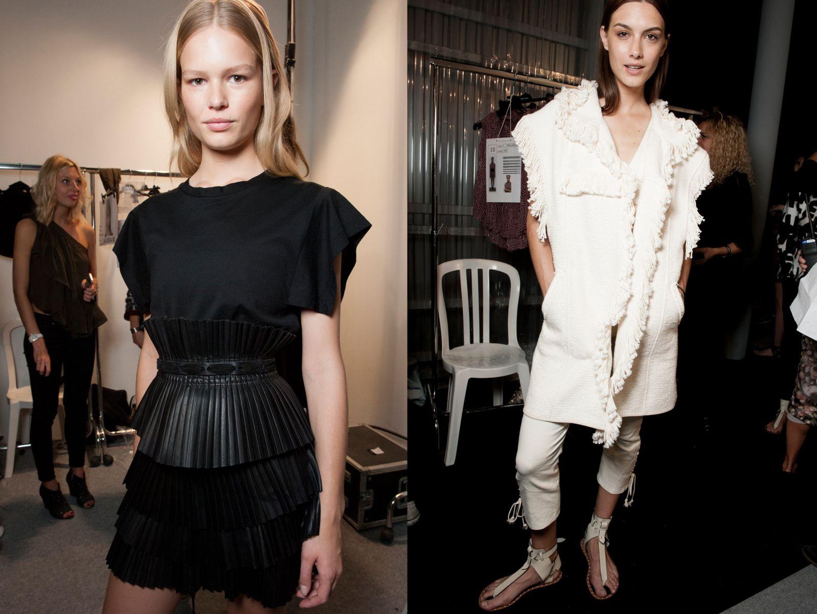 Неделя моды в Париже: Isabel Marant, весна-лето 2015 - фото №2