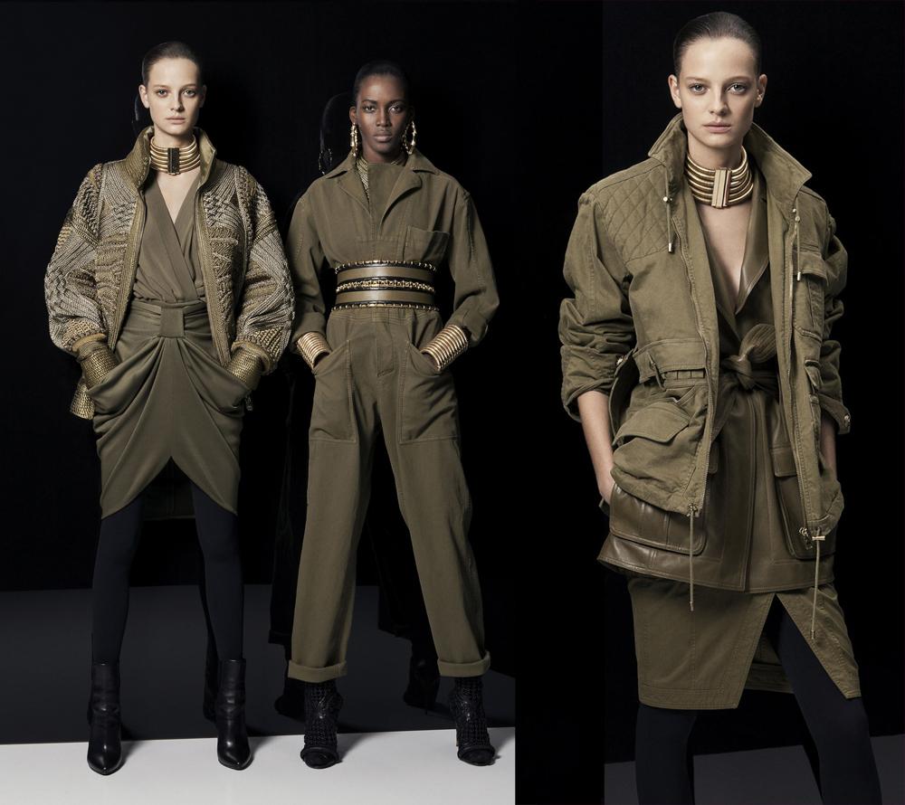 Как одеться в стиле милитари - фото №1