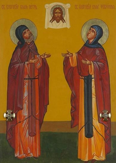 День св. Петра и Февронии: традиции праздника влюбленных - фото №1