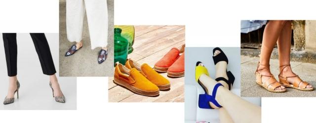 розетка, обувь
