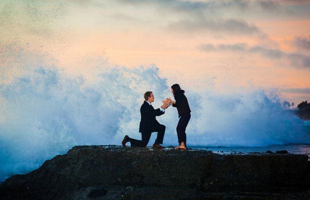 Как мужчины делают предложение: 10 худших вариантов - фото №3