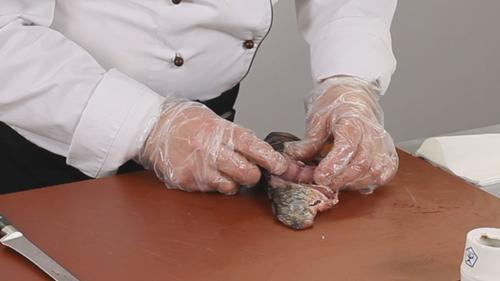 Разделка и рецепт карпа с кисло-сладким соусом. Видео - фото №2
