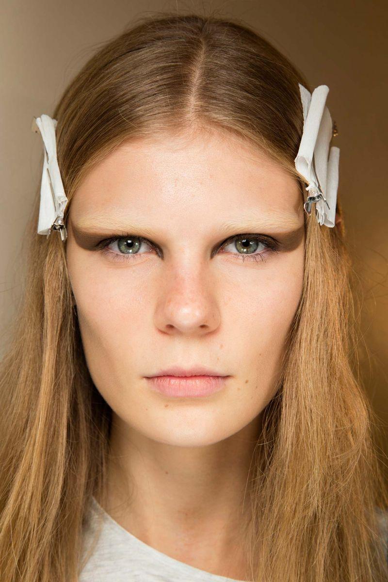 Красота с подиума: показ Givenchy - фото №1