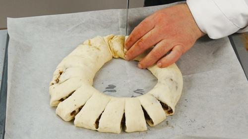 Рецепт пирога с корицей. Видео - фото №4