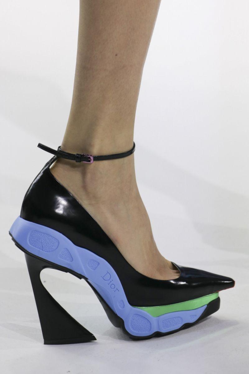 Спортивные туфли Christian Dior - фото №1
