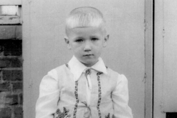 Олег Винник детство