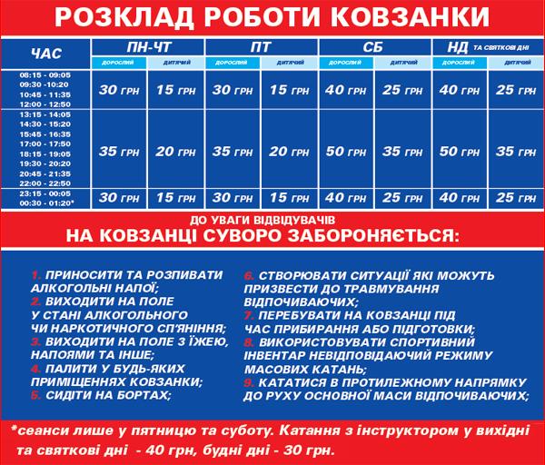 Лучшие катки Киева: что, где, почем - фото №7