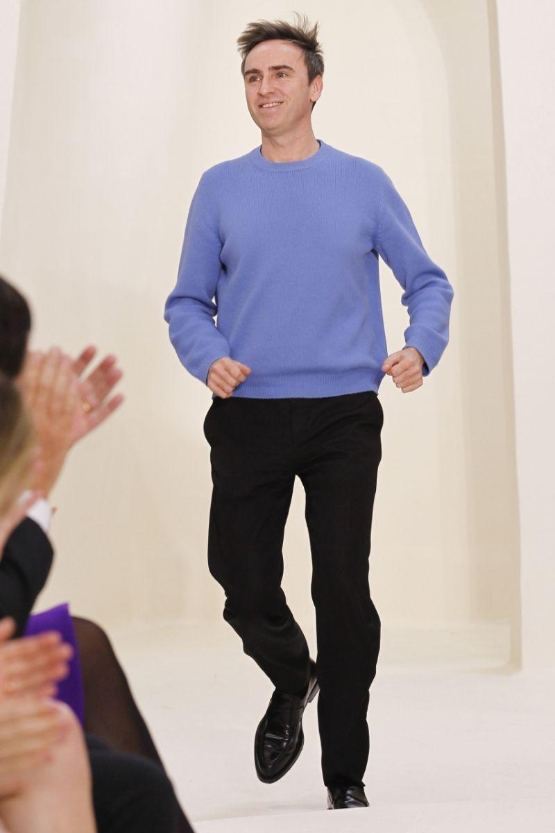 Неделя высокой моды в Париже: Christian Dior весна-лето 2014 - фото №13