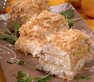 Торт Наполеон: лучшие рецепты приготовления - фото №2