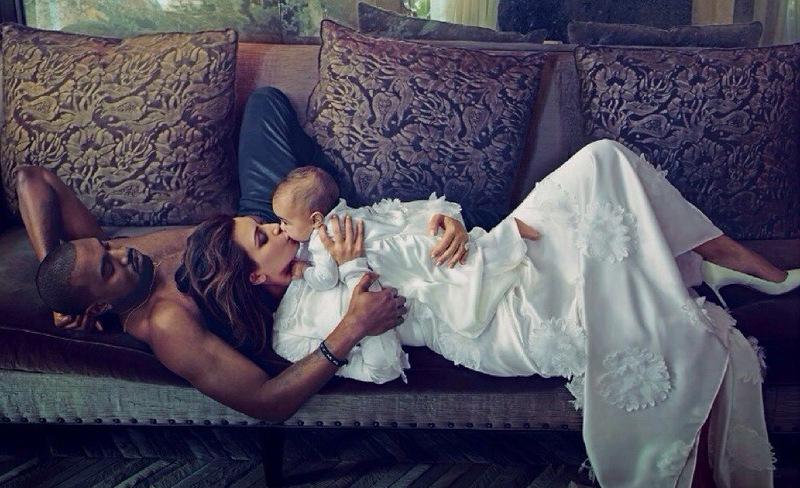 Ким Кардашьян муж фото