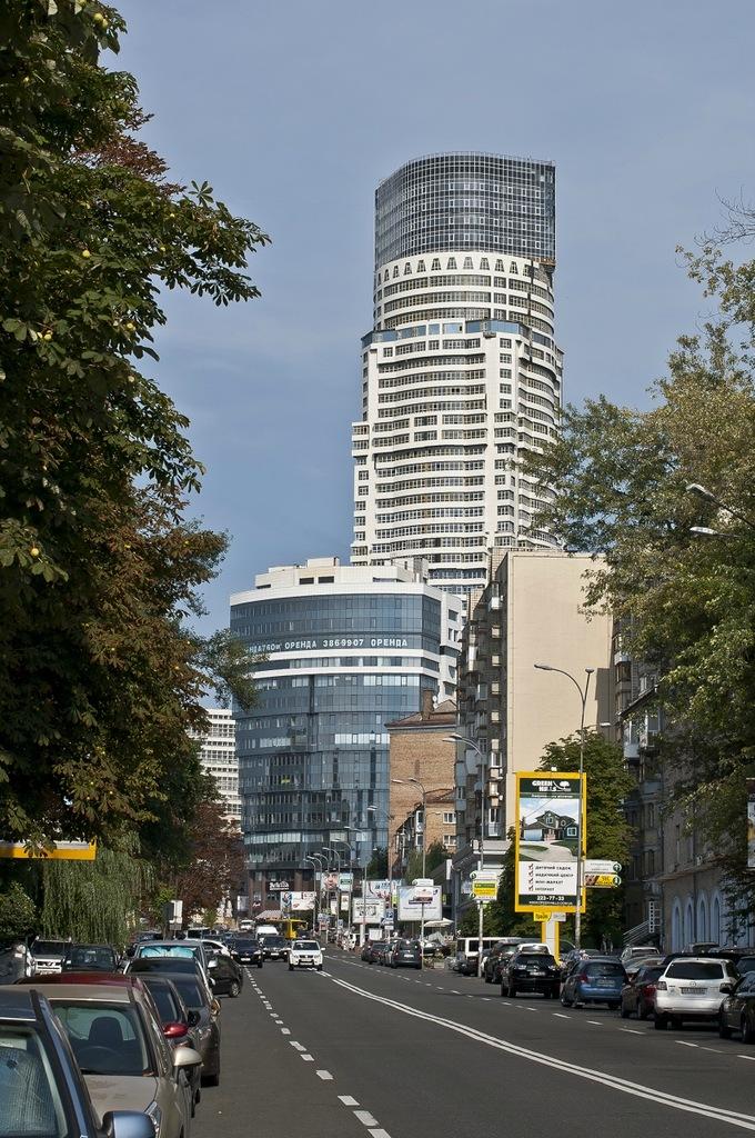 Топ 10 небоскребов Украины - фото №1
