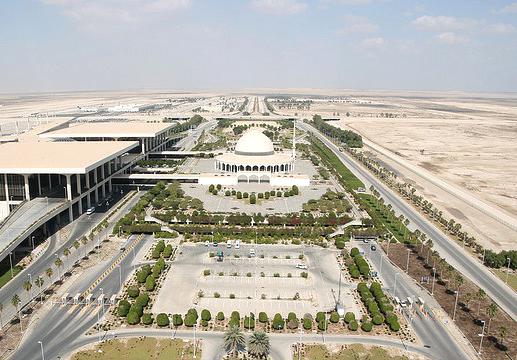 Топ 5 самых красивых аэропортов мира - фото №1