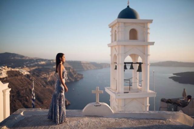 Санторини: манящая Атлантида или дорогущий курорт - фото №3