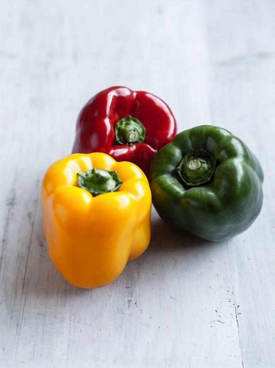 Сладкий перец содержит много витаминов