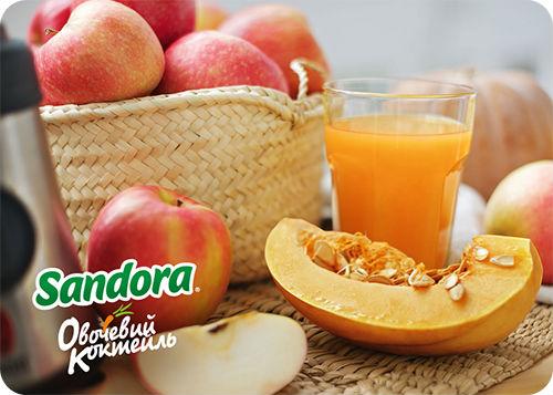 Сандора Овощной коктейль – как полезное сделать вкусным - фото №2