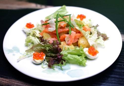 Топ 5 салатов с хурмой - фото №1