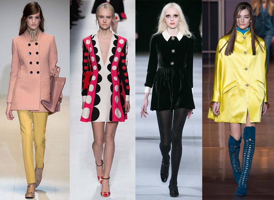 Как одеться в стиле 60-х - фото №2