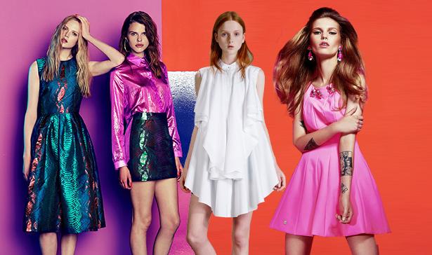 Что надеть на новый год: платья из коллекций Resort 2015 - фото №1