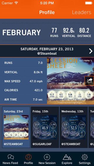 Топ 5 мобильных приложений для сноубордистов - фото №2