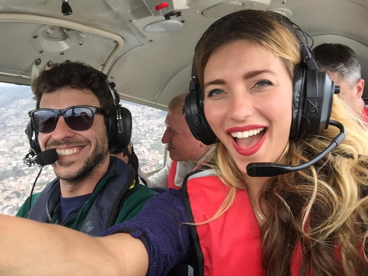 Как Регина Тодоренко стала настоящим пилотом, избежав авиакатастрофы - фото №1