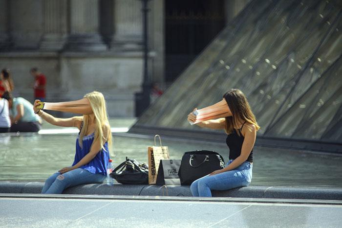 Они крадут наши души: французский фотограф показал зависимость от телефонов - фото №3