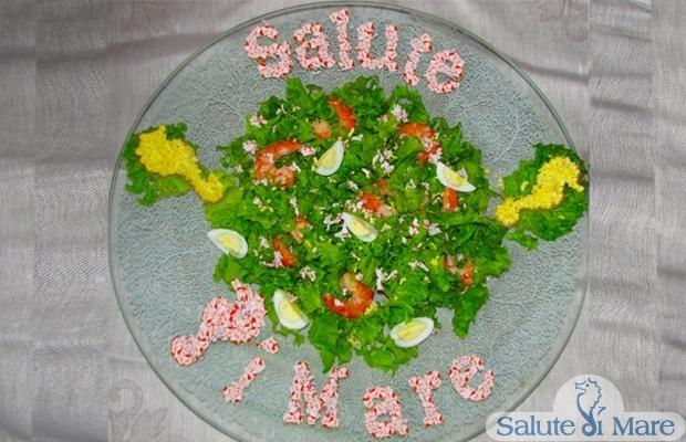 """Подведены итоги конкурса """"Лучший салат с Salute di Mare"""" - фото №1"""