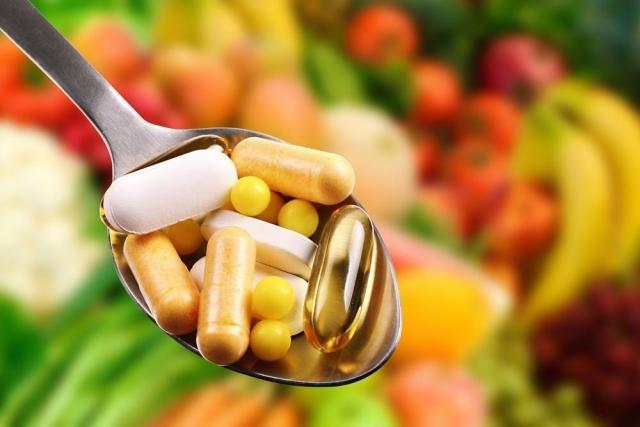 витаминные добавки осень