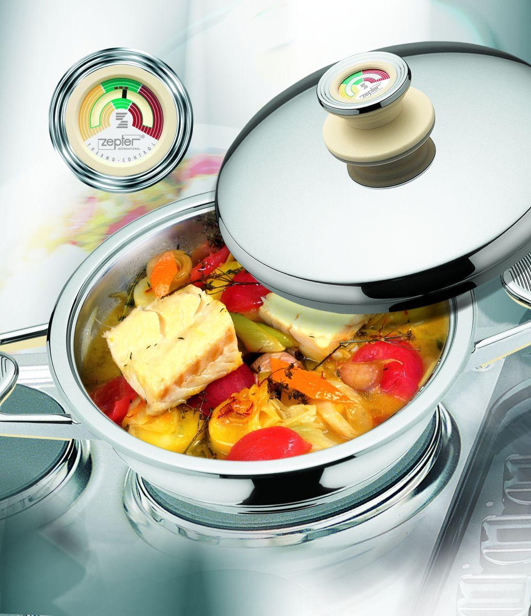 Уникальные технологии приготовления пищи - фото №1