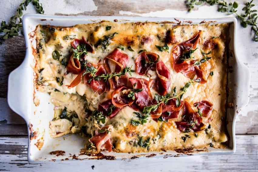 Спагетти с малиной, конфеты из сыра, классическая лазанья... А что ты приготовишь из крем-чиза? - фото №25