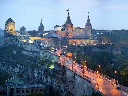 Семь чудес света на территории Украины - фото №1