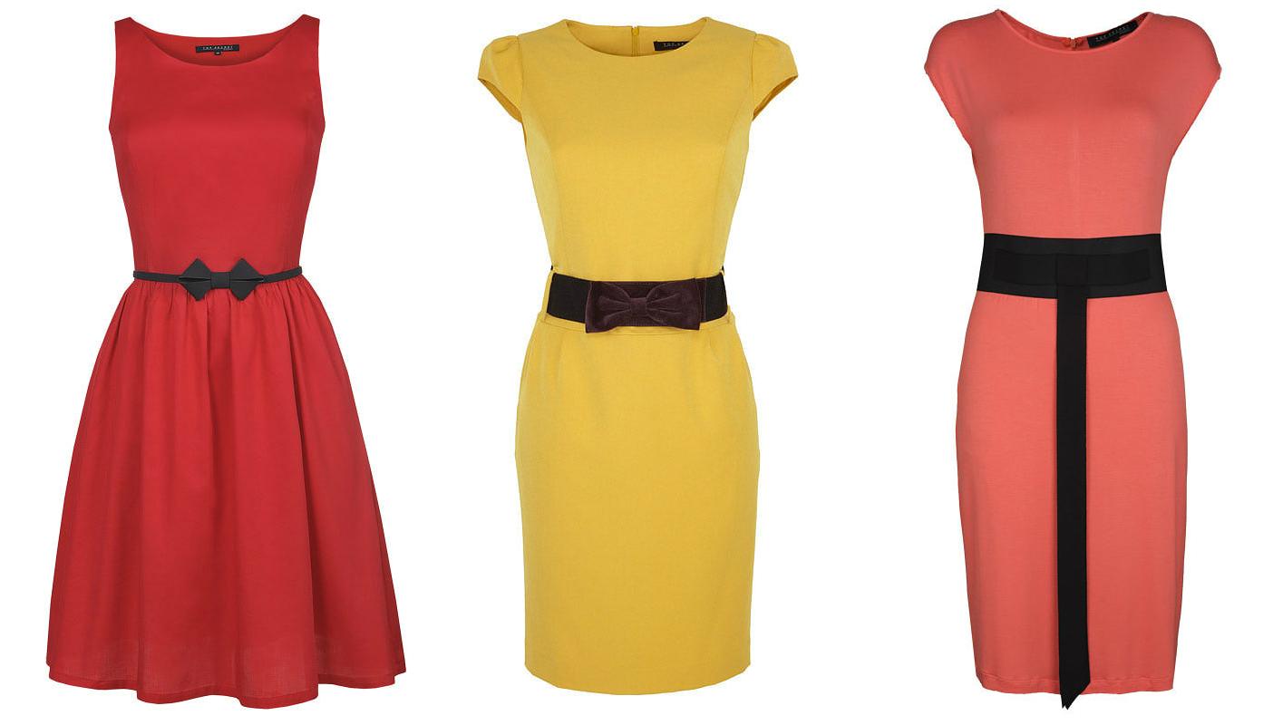 Модные платья на выпускной от TOP SECRET - фото №1