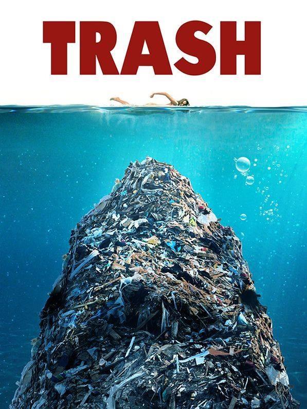 загрязнение океана пластиком мусор