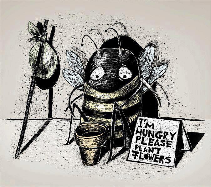 мир без пчел спасти пчел