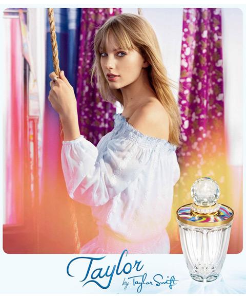 Тейлор Свифт выпустила новый аромат Taylor by Taylor Swift - фото №1