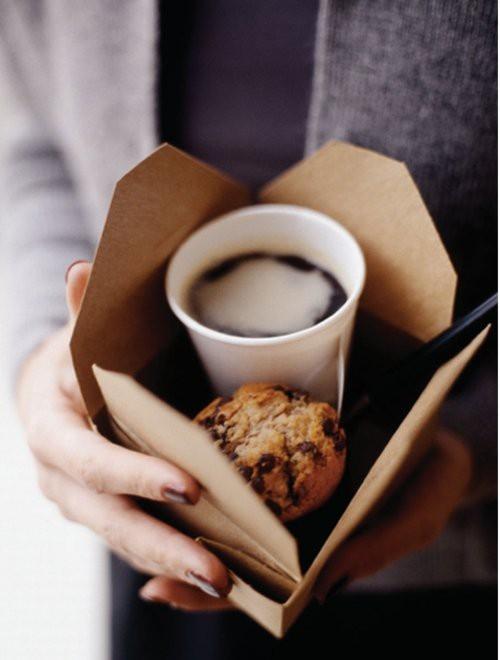 бумажный стаканчик для кофе