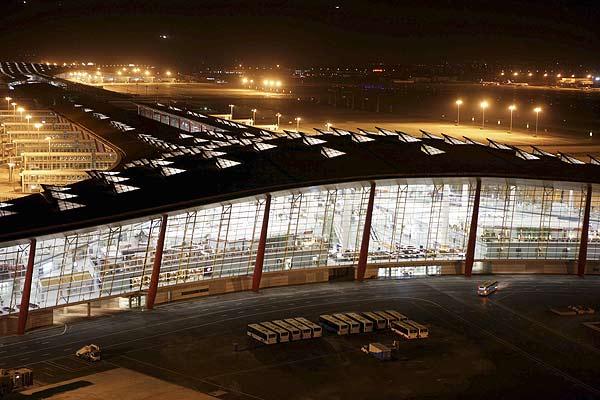 Топ 10 самых красивых аэропортов мира - фото №1