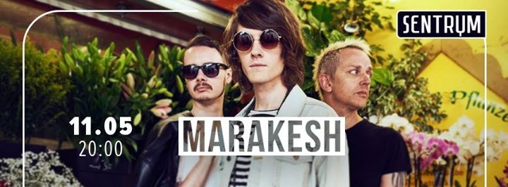 концерт Marakesh