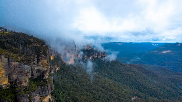 Горы. Австралия