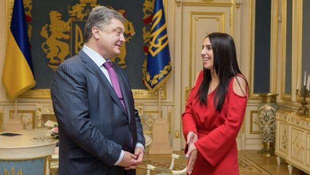 джамала стала народной артисткой украины