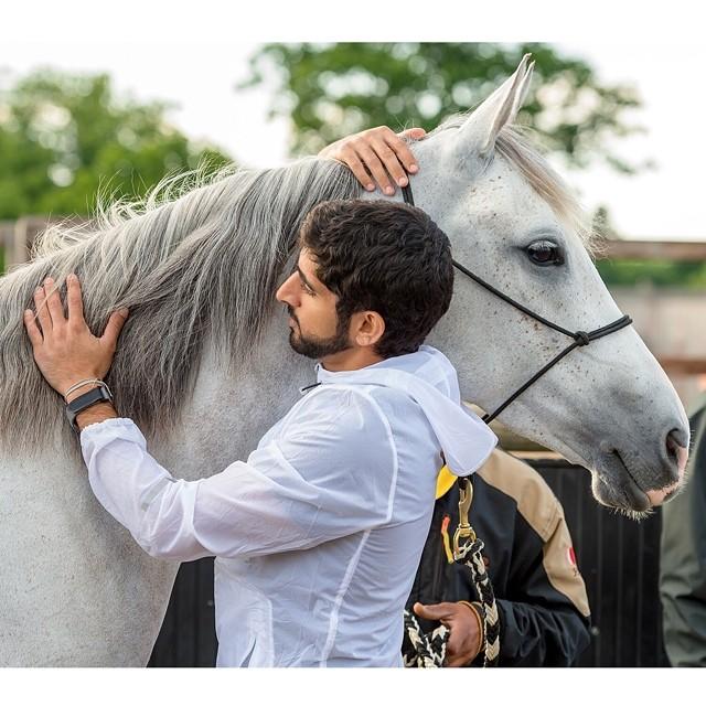 На кого подписаться в Instagram: настоящий наследный принц Дубая - фото №8