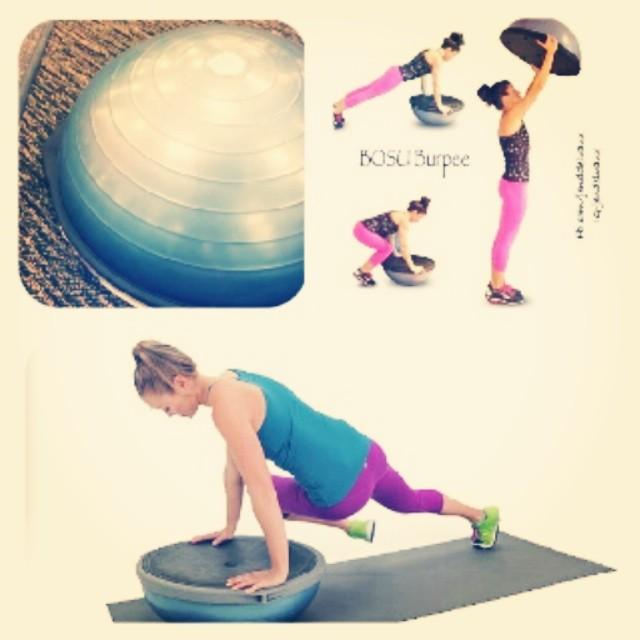 10 фитнес-упражнений из Instagram - фото №8