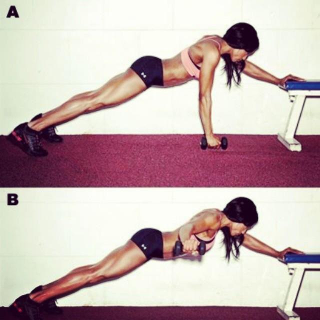 10 фитнес-упражнений из Instagram - фото №5