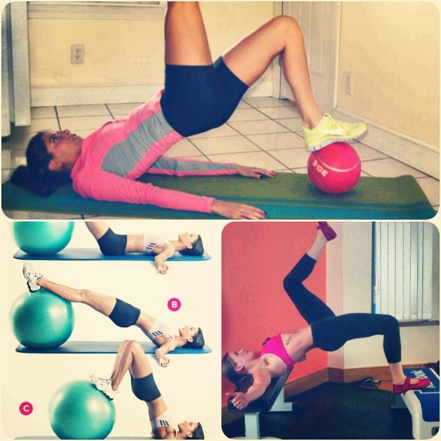 10 фитнес-упражнений из Instagram - фото №6