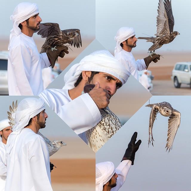 На кого подписаться в Instagram: настоящий наследный принц Дубая - фото №13