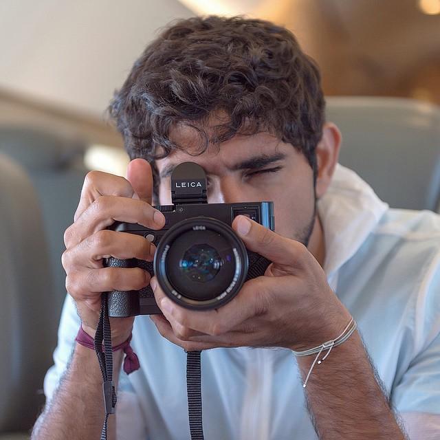 На кого подписаться в Instagram: настоящий наследный принц Дубая - фото №12