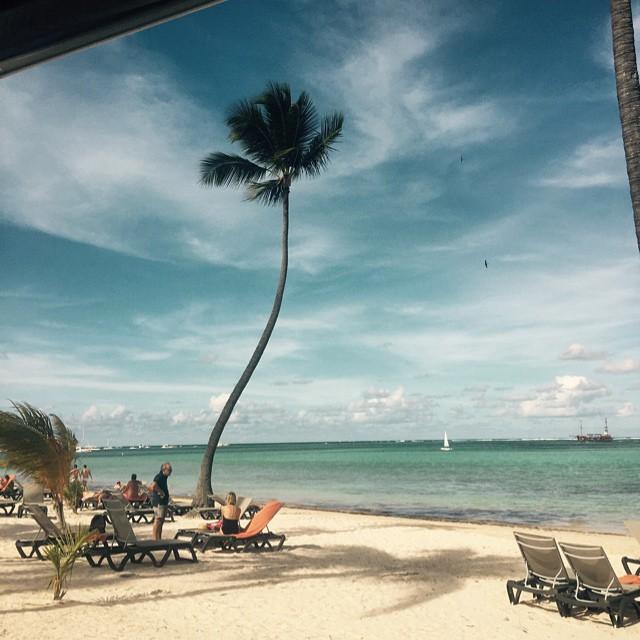 Как Ани Лорак отдыхает в Доминикане с семьей - фото №1